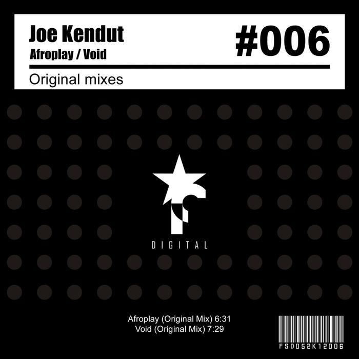 JOE KENDUT - Afroplay EP