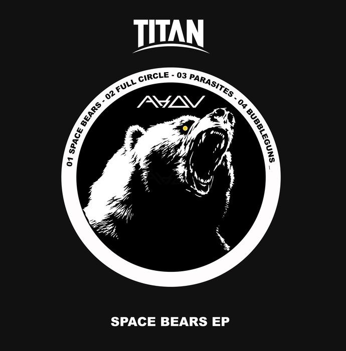 AKOV - Space Bears EP
