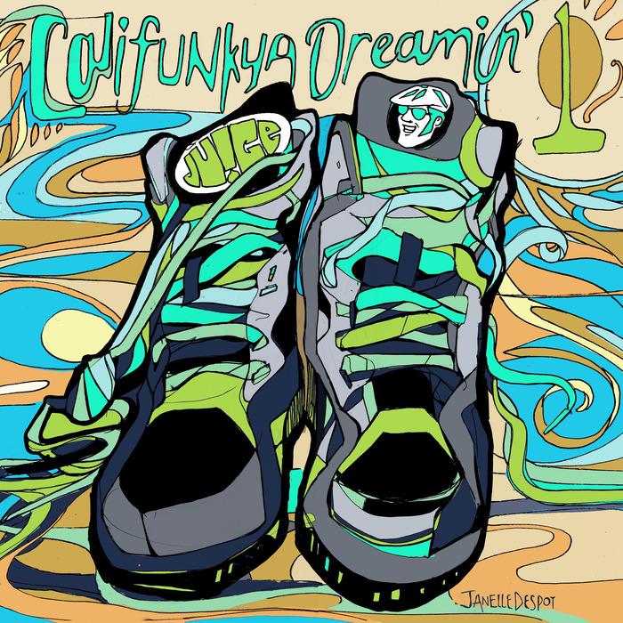 WES SMITH - Califunkya Dreamin' 01