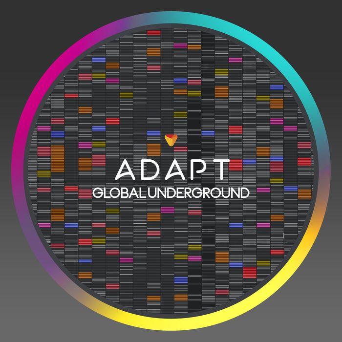VARIOUS - Global Underground: Adapt