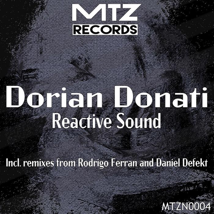 DORIAN DONATI - Reactive Sound