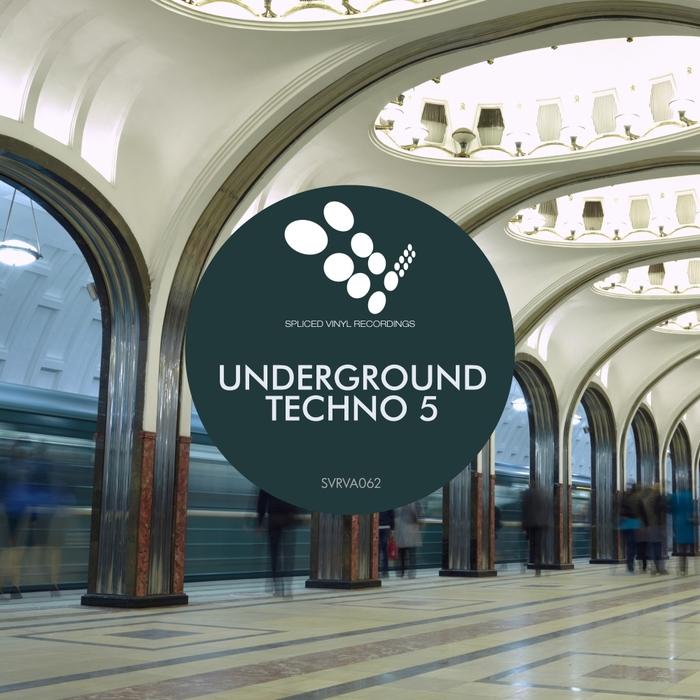 VARIOUS - Underground Techno 5