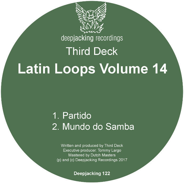THIRD DECK - Latin Loops Volume 14