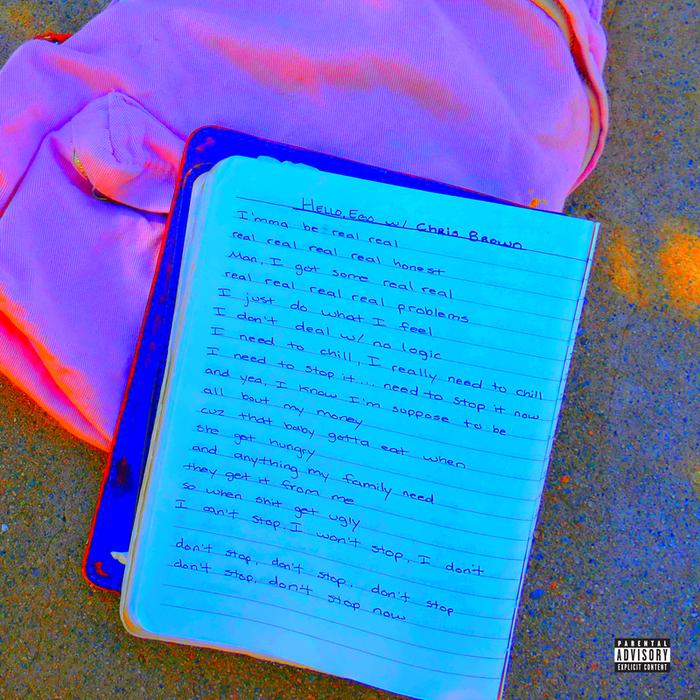 JHENE AIKO feat CHRIS BROWN - Hello Ego (Explicit)
