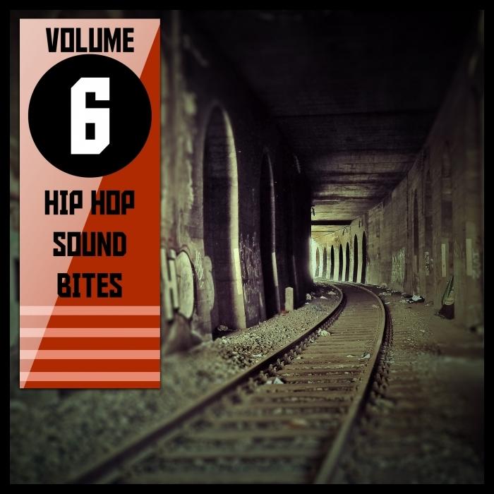 VARIOUS - Hip Hop Sound Bites Vol 6 (Explicit)