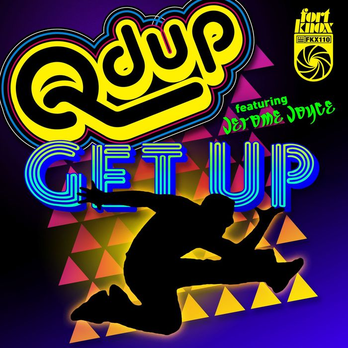 QDUP feat JEROME JOYCE - Get Up