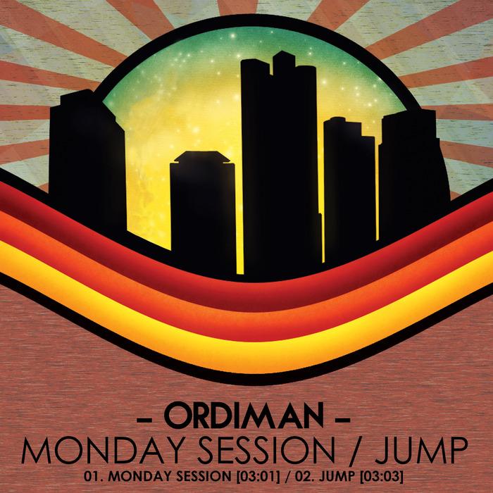 ORDIMAN - Monday Session/Jump