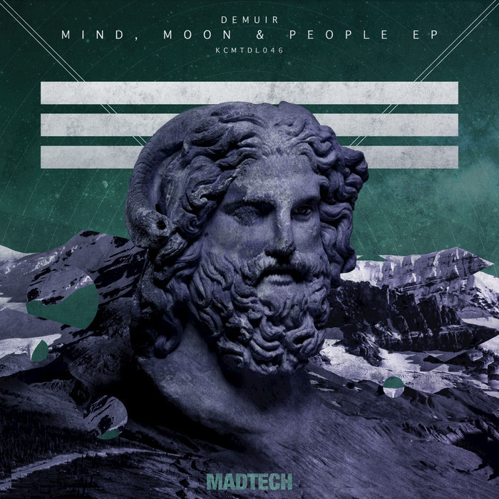DEMUIR - Mind, Moon & People EP