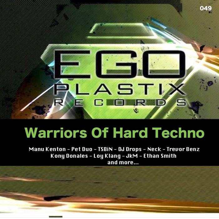VARIOUS - Warriors Of Hard Techno