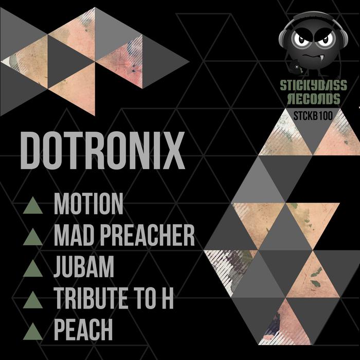 DOTRONIX - Motion EP