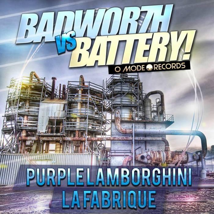 Purple Lamborghini By Badwor7h Vs Battery On Mp3 Wav Flac Aiff