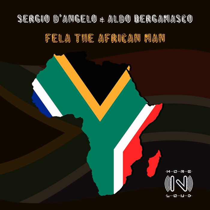 ALDO BERGAMASCO/SERGIO D'ANGELO - Fela The African Man