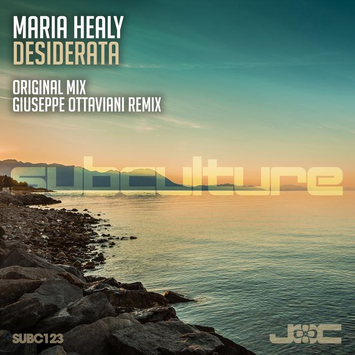 MARIA HEALY - Desiderata