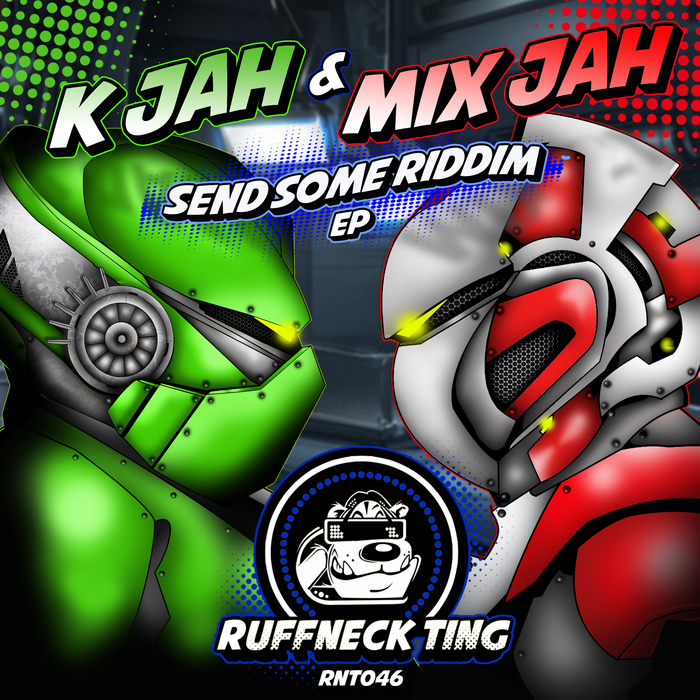 K JAH/MIXJAH - Send Some Riddim