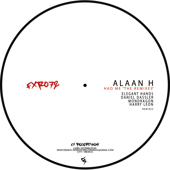 ALAAN H - HadMe EP