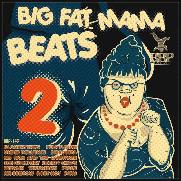 VARIOUS - Big Fat Mama Beats 2