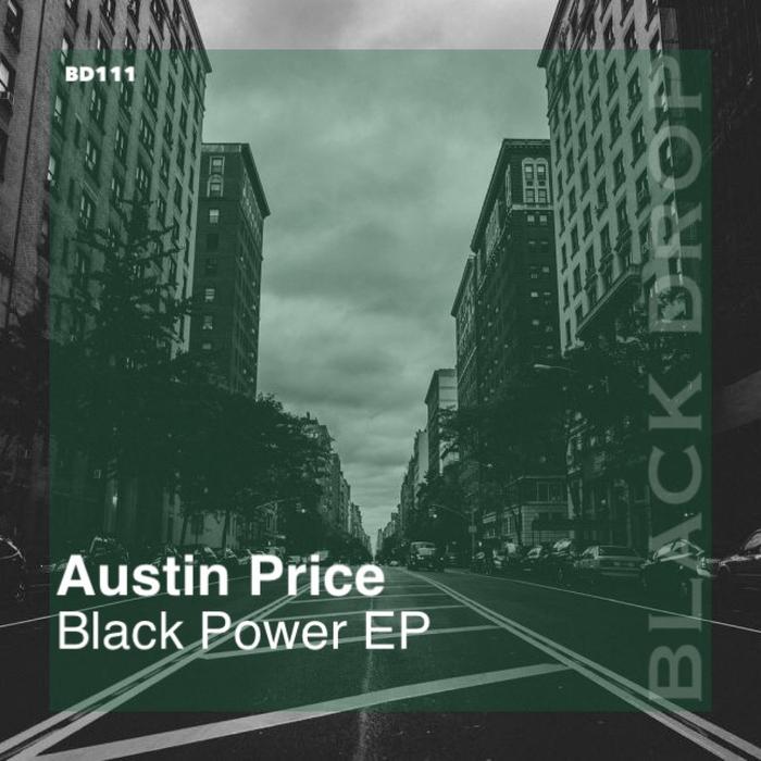 AUSTIN PRICE - Black Power EP