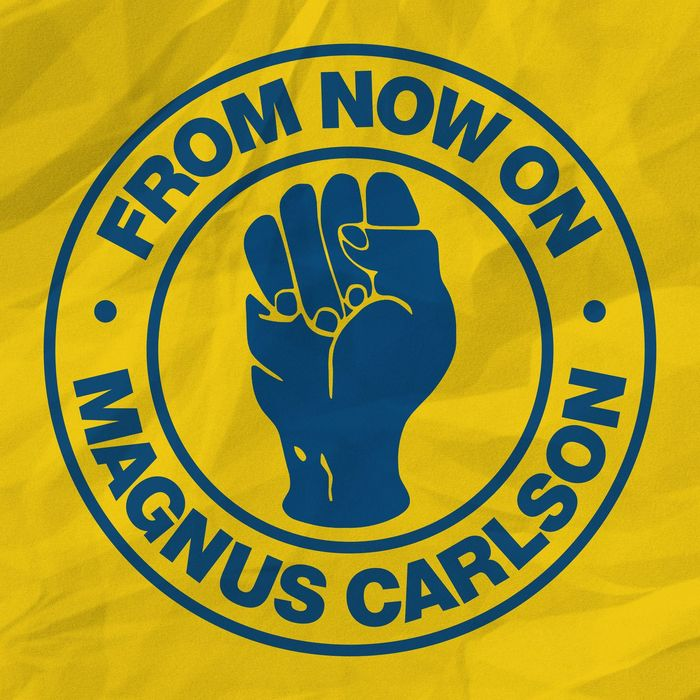 MAGNUS CARLSON - From Now On