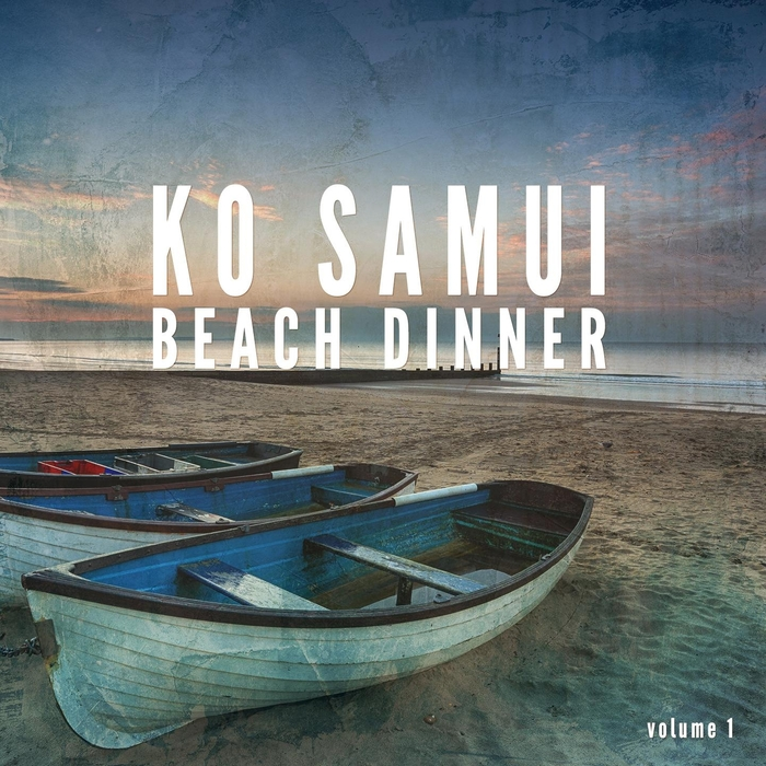 VARIOUS/PRANA TONES - Ko Samui Beach Dinner Vol 1 (Compiled By Prana Tones)