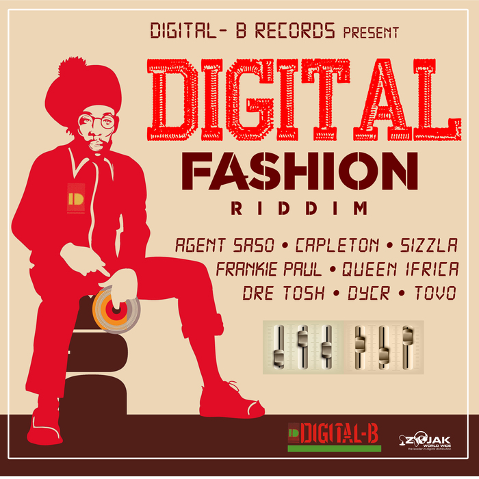 VARIOUS - Digital Fashion Riddim