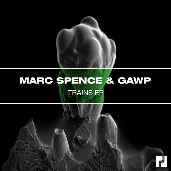 MARC SPENCE/GAWP - Trains EP