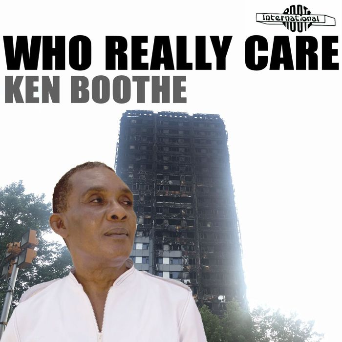 KEN BOOTHE - Who Really Care