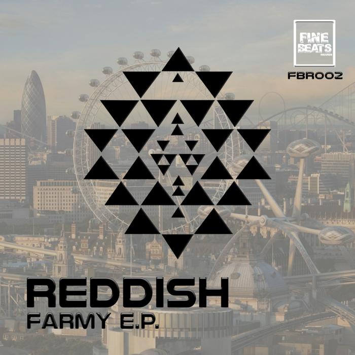 REDDISH - FARMY EP