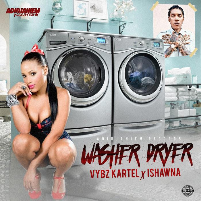VYBZ KARTEL feat ISHAWNA - Washer Dryer