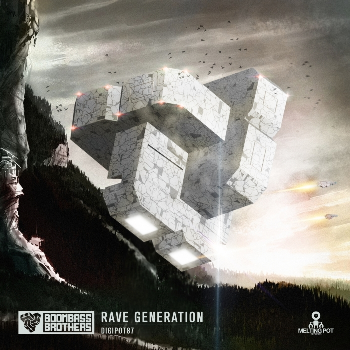 Download BoomBassBrothers - Rave Generation EP mp3