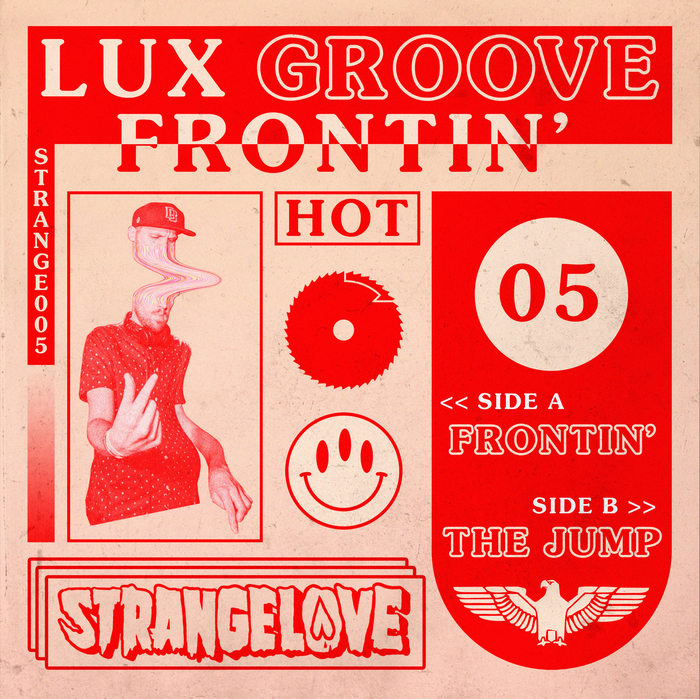 LUX GROOVE - Frontin'