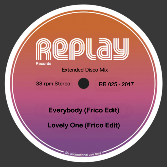 FRICO - Everybody/Lovely One (Frico Edit)