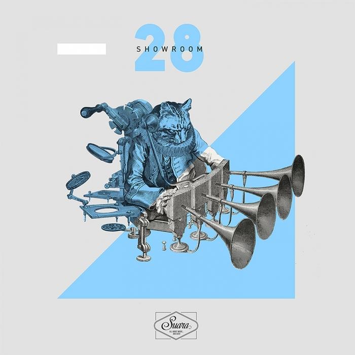 HIDDEN EMPIRE/KEVIN DE VRIES/BRIGADO CREW/CRISSTIANO/ALEX STEIN - Suara Showroom 028