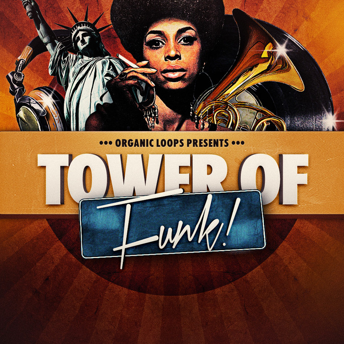 Organic Loops: Tower Of Funk (Sample Pack WAV/APPLE) at Juno Download