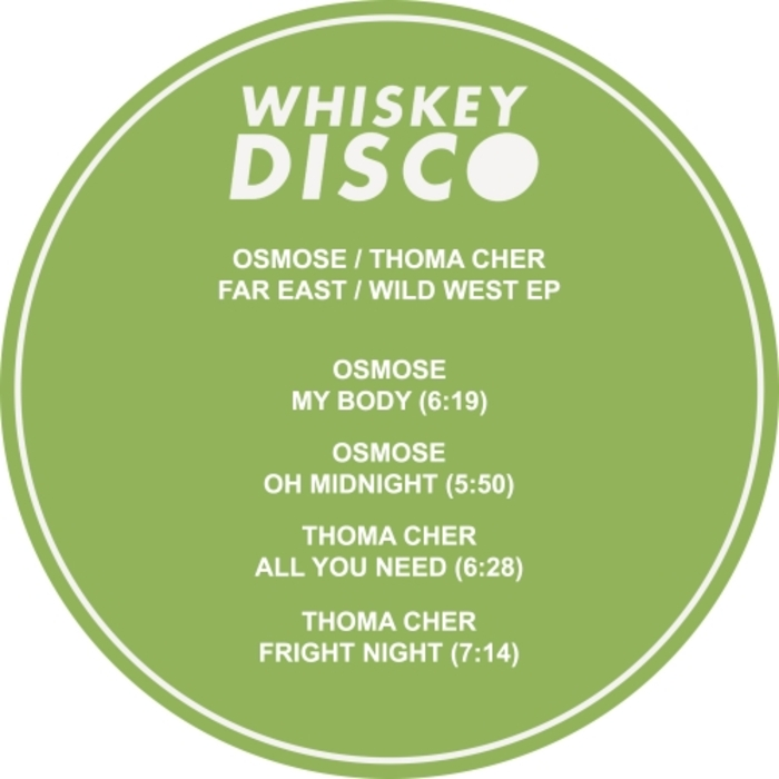 THOMA CHER/OSMOSE - Far East/Wild West EP