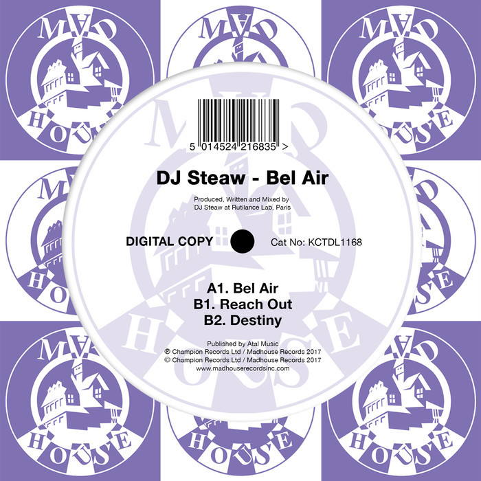 DJ STEAW - Bel Air