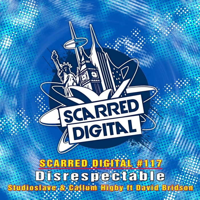 STUDIOSLAVE & CALLUM HIGBY feat DAVID BRIDSON - Disrespectable