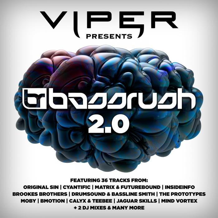VARIOUS - Bassrush 2.0 (Viper Presents)