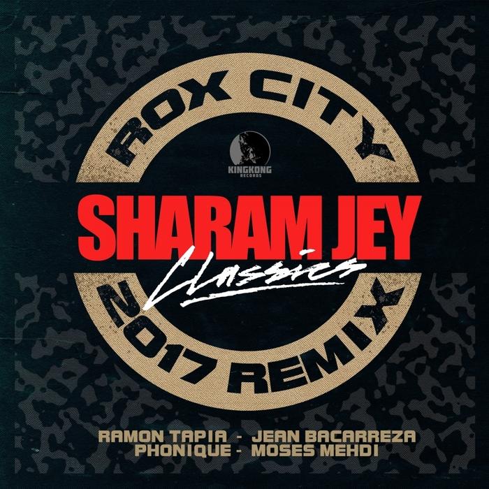 SHARAM JEY - Roxcity 2017