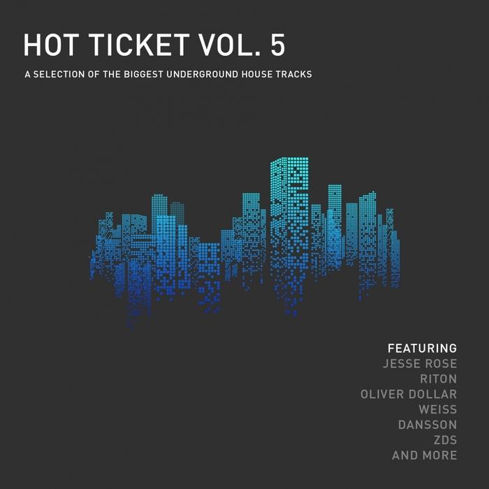 VARIOUS - Hot Ticket Vol 5