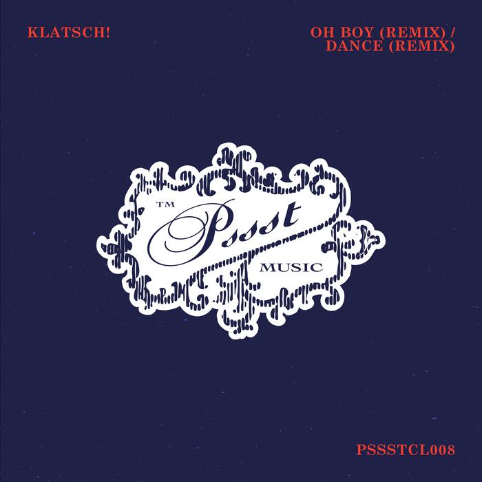 KLATSCH! - Oh Boy/Dance