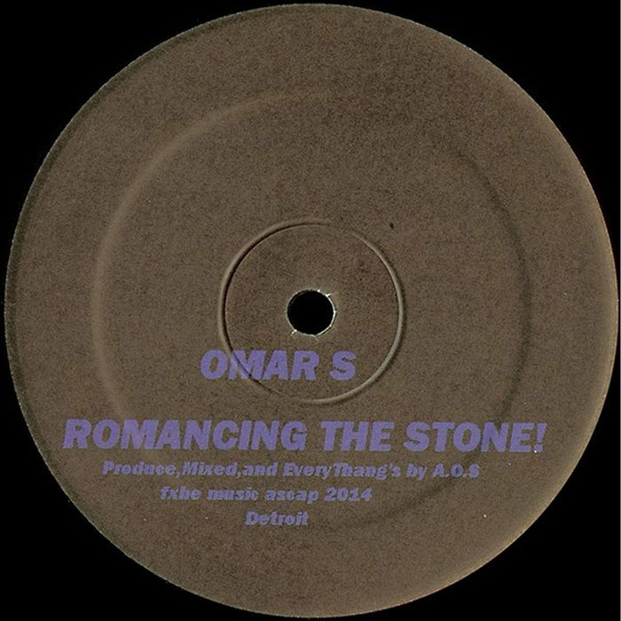 OMAR S - Romancing The Stone