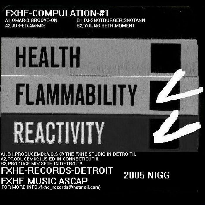 OMAR S/JUS-ED/DJ SNOTBURGER/YOUNG SETH - FXHE Compulation #1