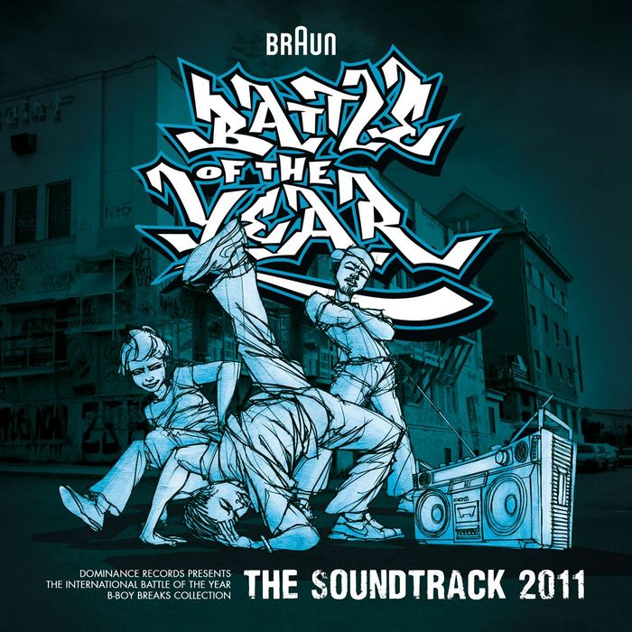 VARIOUS - International Battle Of The Year 2011: The Soundtrack