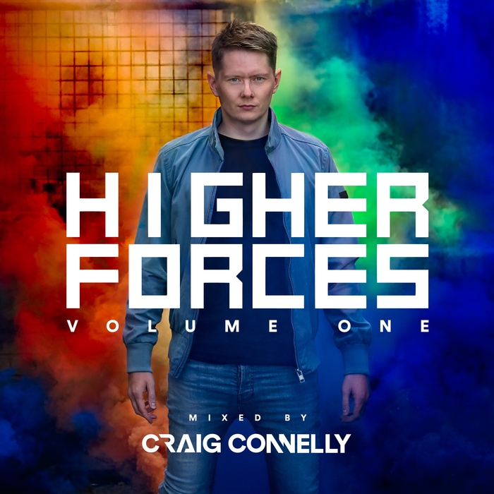 VARIOUS/CRAIG CONNELLY - Higher Forces Volume One