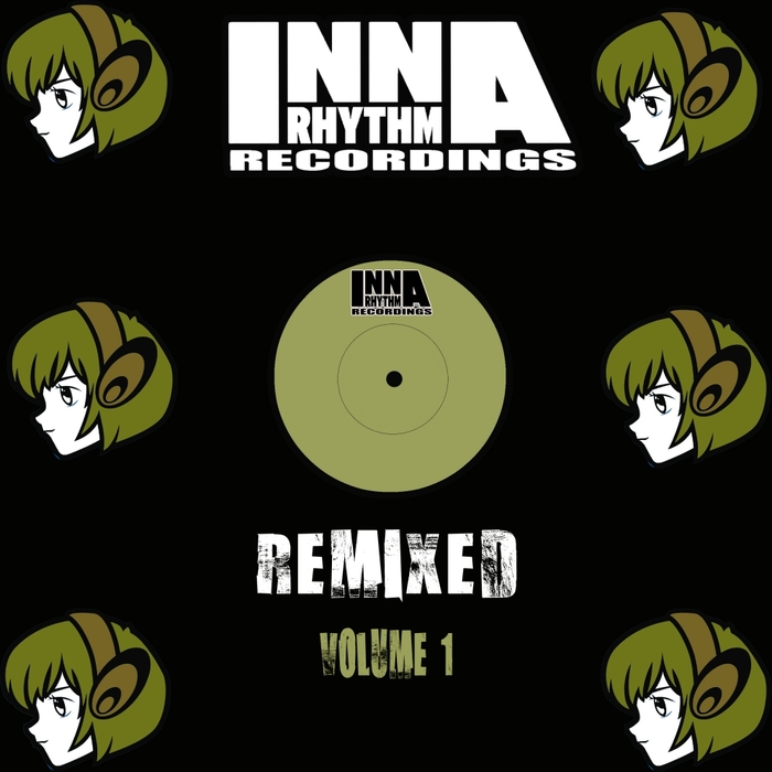 CONRAD SUBS/GEOFF KEATING/FUTURE SHOCK/D-REGION/CODE - Inna Rhythm Remixed Part 1