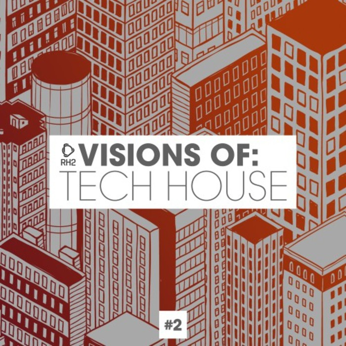 VARIOUS - Visions Of: Tech House Vol 2