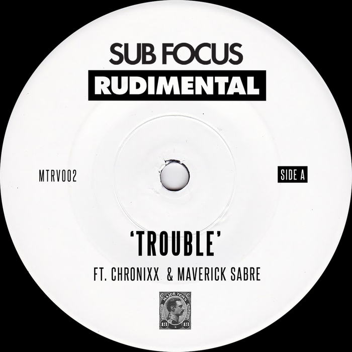 SUB FOCUS feat CHRONIXX/MAVERICK SABRE - Trouble
