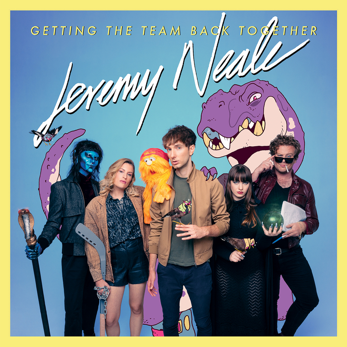 JEREMY NEALE - Getting The Team Back Together