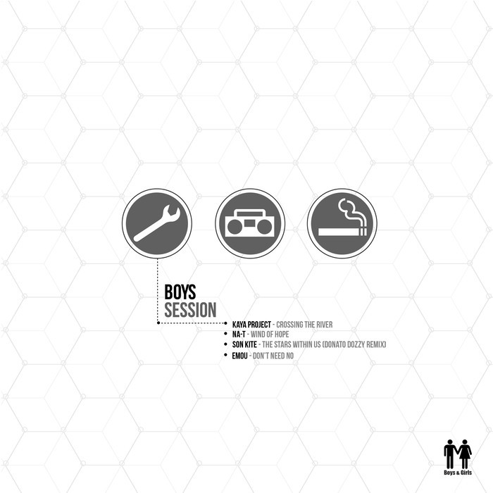 KAYA PROJECT/NA-T/SON KITE/EMOU - Boys Session