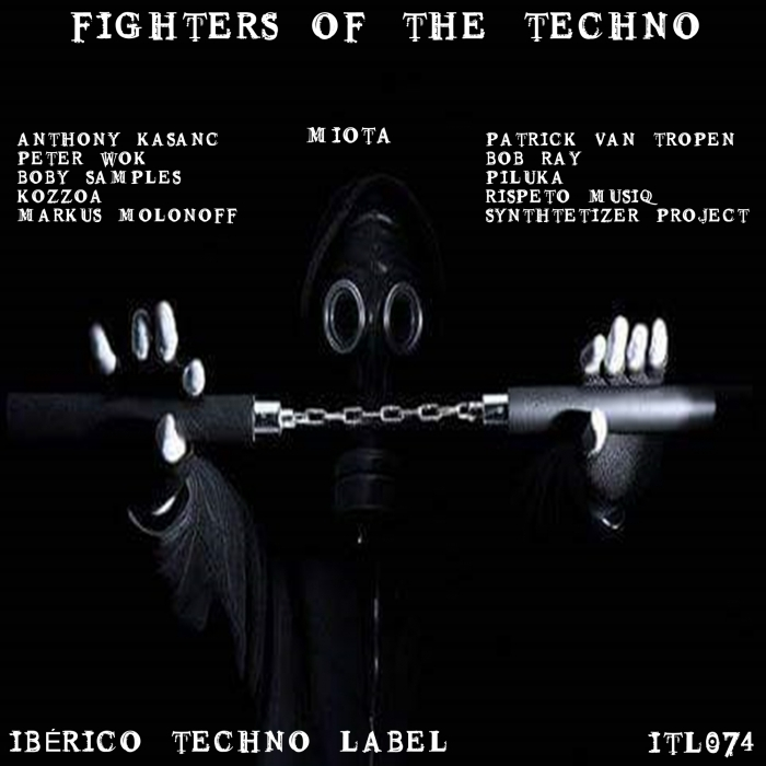 VARIOUS - Fighters Of The Techno